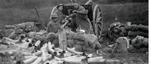 战神之锤 第二次世界大战美国牵引火炮发展史(2)
