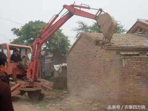 农民注意,预测明年农村三类人不允许建房,两类人土地要被收回了