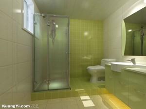 洗手间装修汇总图