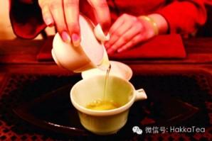 茶叶冲泡的技艺