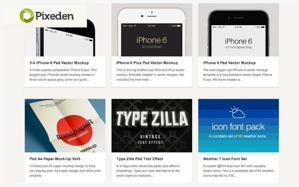 纯干货总结!每个设计师需知的40个设计素材网站