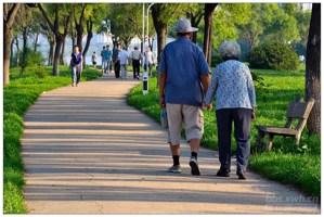 目前老人们谈论的焦点话题-----老了靠谁?